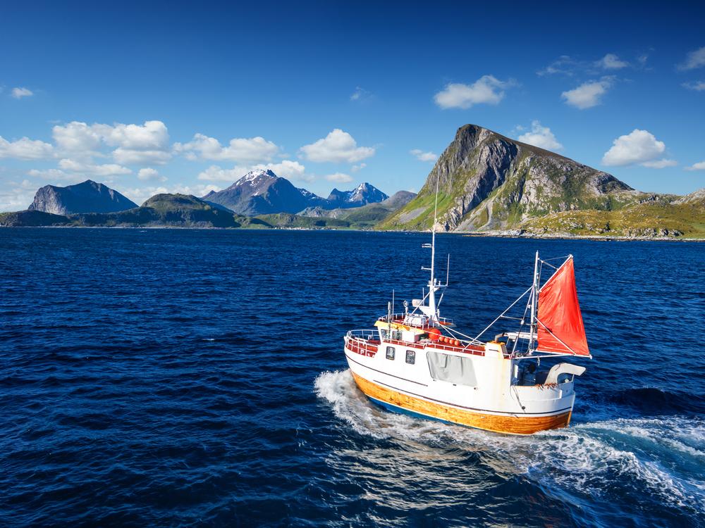 Norwegian fishing
